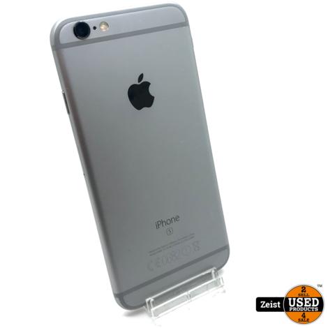 Apple iPhone 6S 64GB | Zwart | Nette Staat