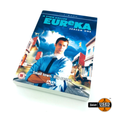 A Town Caled Eureka Season One | IMPORT | 3 DVD Box
