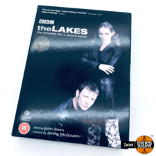 BBC The Lakes The Complete First & Second Series IMPORT   4 DVD Box