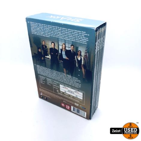 James Woods Shark Seizoen 1 | 6 DVD Box
