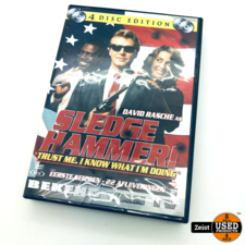Sledge Hammer Eerste Seizoen | 4 DVD Box