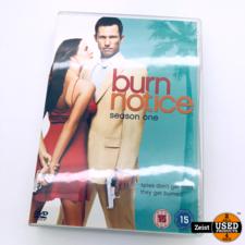 Burn notice Season One IMPORT | 4 DVD Box