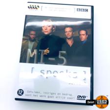 BBC Spooks Serie 3 | 4 DVD Box