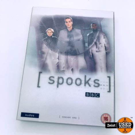 BBC Spooks Season One IMPORT | 3 DVD Box