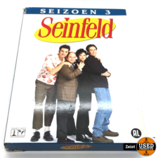 Seinfeld Season 3 Volume 2 | 4 DVD
