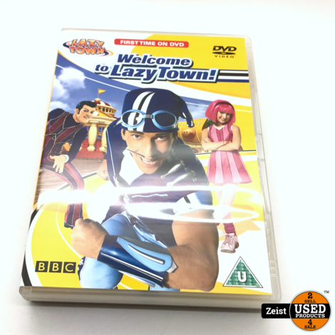 LazyTown - Welcome to LazyTown | import