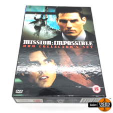 Mission: Impossible 1 & 2 | DVD | Import
