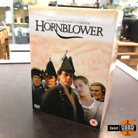 Hornblower C.S. Forester | 8 DVD Box | Import