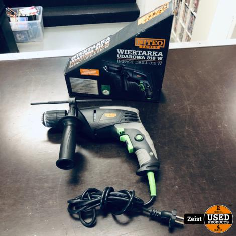 Nitro Tools Impact Drill 810Watt