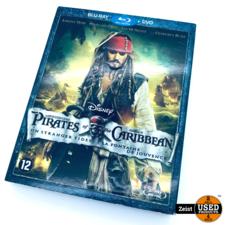 BluRay Pirates Of The Caribbean On Stranger Tides