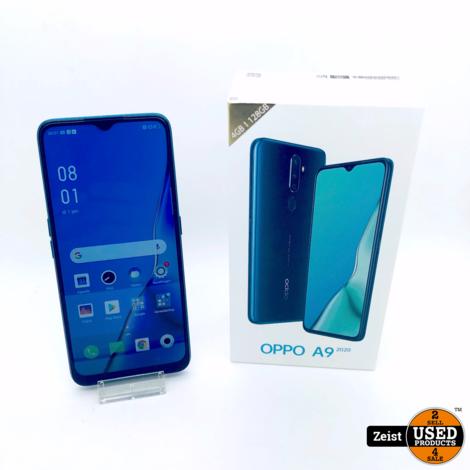 Oppo A9 2020 | Space Purple | 128GB | Nette Staat