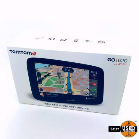 TomTom 620 GO WIFI Wereld | NIEUW