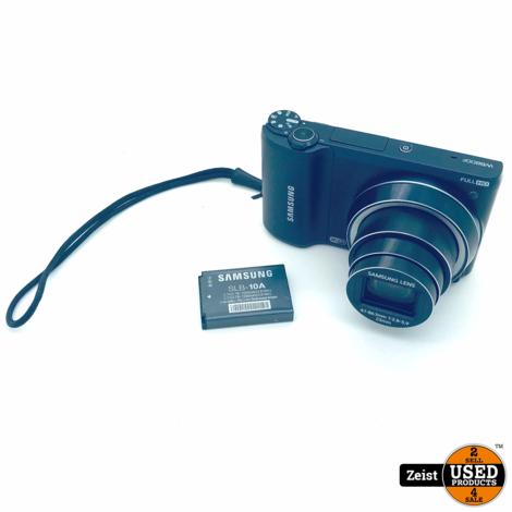 Samsung WB800F | WIFI | Full HD | Blauw | Nette Staat