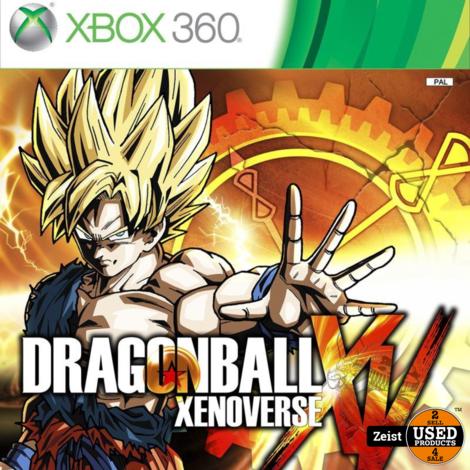 Xbox 360   Dragon Ball: Xenoverse