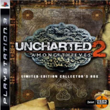 PS3 Uncharted 2: Among Thieves (Collectors Edition)