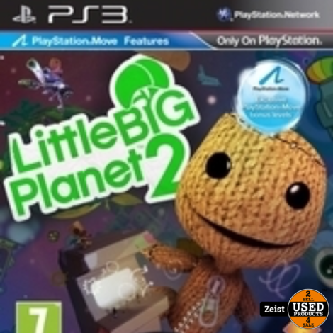 PS3 | Little Big Planet 2