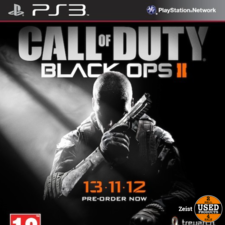 PS3 | Call Of Duty Black Ops 2