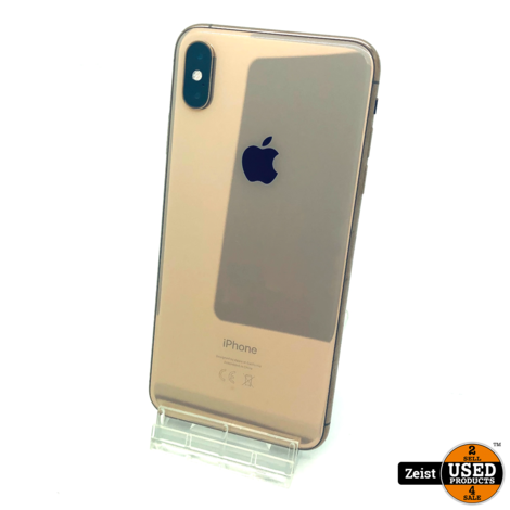 Apple iPhone XS Max   64 GB   Gold   Nette Staat
