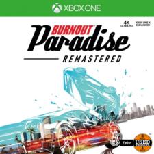 XBOXONE Burnout Paradise Remastered
