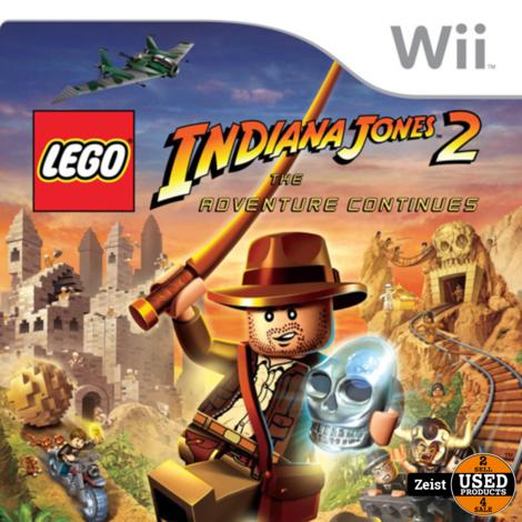 Wii LEGO Indiano Jones 2