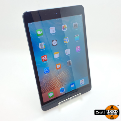 Apple iPad Mini | 16 GB | Zwart