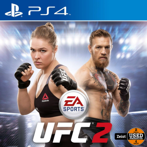 PS4 | EA Sports UFC 2