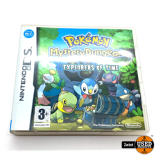NDS | Pokemon Mystery Dungeon: Explorers of Time