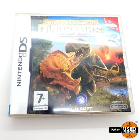 NDS Strijd Der Giganten: Dinosaurs