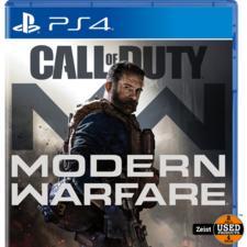 PS4 | Call of Duty: Modern Warfare