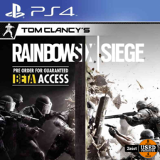 PS4 | Rainbow Six: Siege