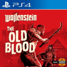 PS4 | Wolfenstein: The Old Blood