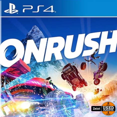 PS4 | Onrush Day One Edition
