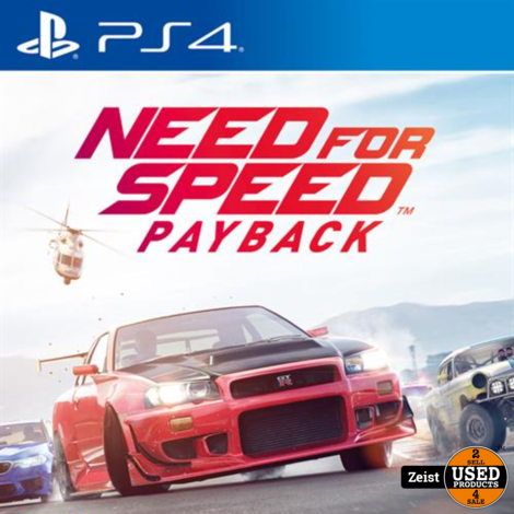 PS4 | Need for Speed: Payback