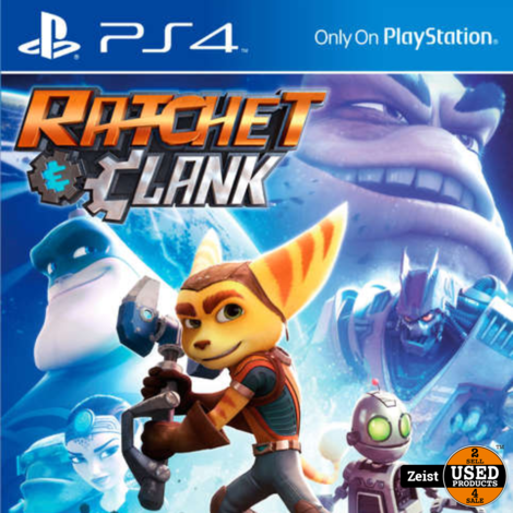 PS4 | Ratchet & Clank