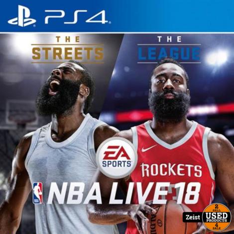 PS4 | NBA Live 18