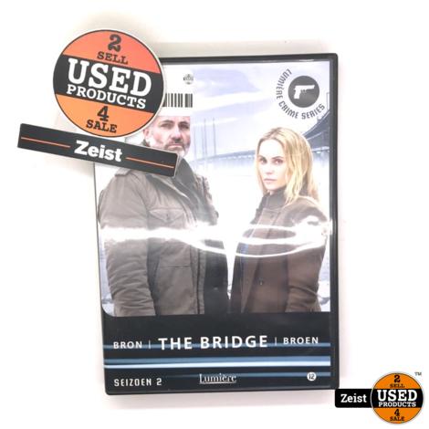 The Bridge Seizoen 2 | 4 DVD