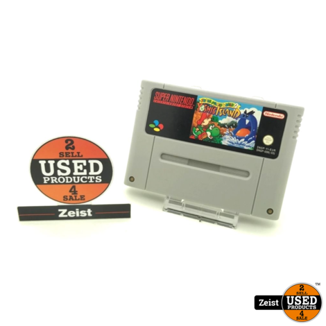 SNES | Super Mario World 2 Yoshis Island