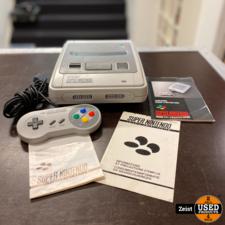 Super Nintendo Entertaiment System SNES | Nette Staat