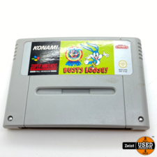 SNES   Tiny Toon Adventures: Buster Busts Loose!