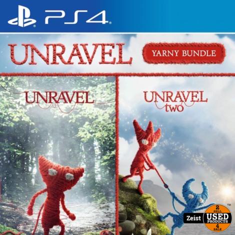 PS4 | Unravel - Yarny Bundle
