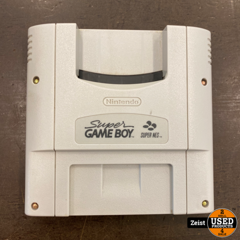 Gameboy -> SNES Converter