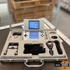 Nintendo DS Phat   Grijs   Speelklaar