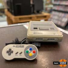 Super Nintendo SNES Console | 1 Controller | Speel Klaar