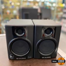 M-Audio Studiophile AV 30 | Speakers | Setje