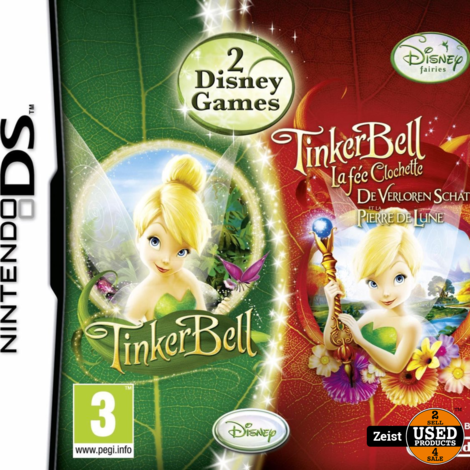 NDS | Tinkerbell 1 & 2