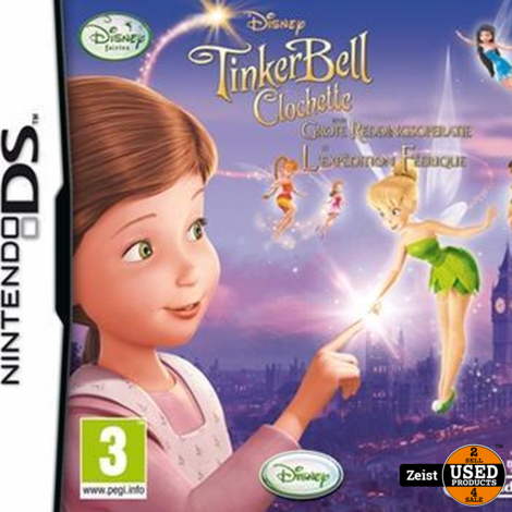NDS | Tinkerbell 3