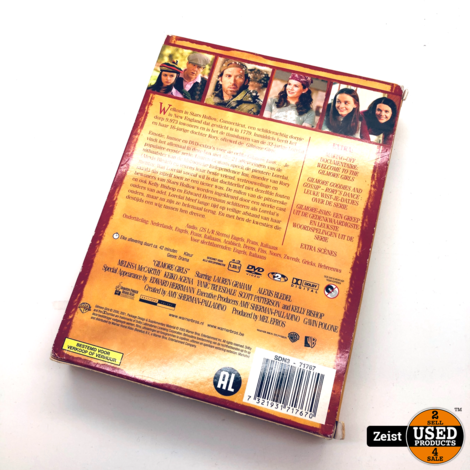 Gilmore Girls Seizoen 1   6 DVD