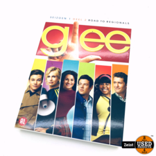 Glee Seizoen 1 Deel 2 Road To Regionals | 3 DVD Box