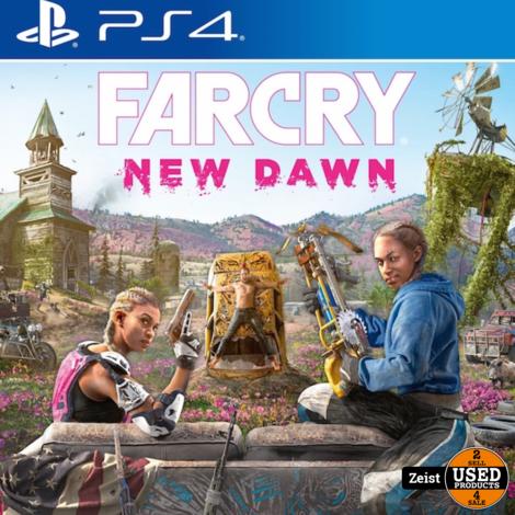 PS4 | Far Cry New Dawn