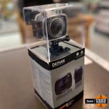 Denver ACV-8305W   360° HD Action Cam   Met Wi-Fi functie   NIEUW